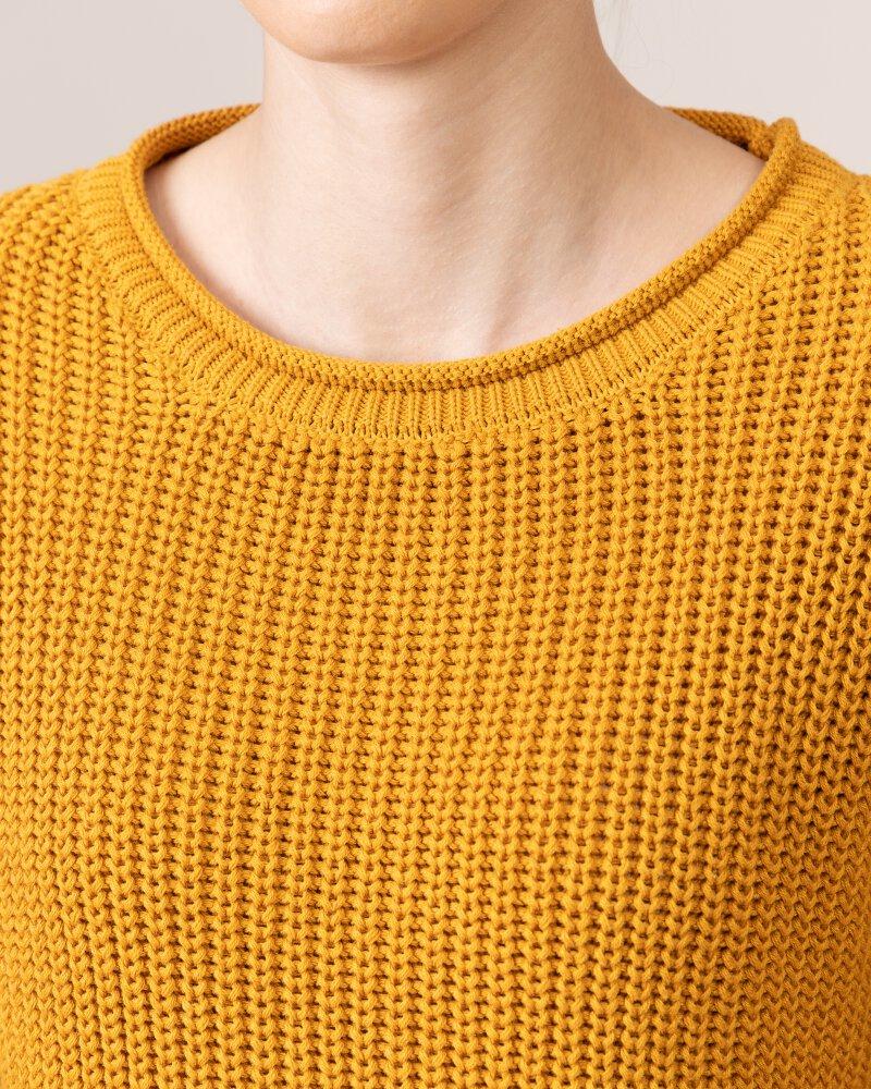Sweter Na-Kd 1100-001832_MUSTARD żółty - fot:2