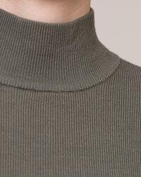 Sweter Na-Kd 1018-001721_KHAKI GREEN moro- fot-1