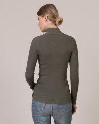 Sweter Na-Kd 1018-001721_KHAKI GREEN moro- fot-2