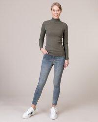 Sweter Na-Kd 1018-001721_KHAKI GREEN moro- fot-4