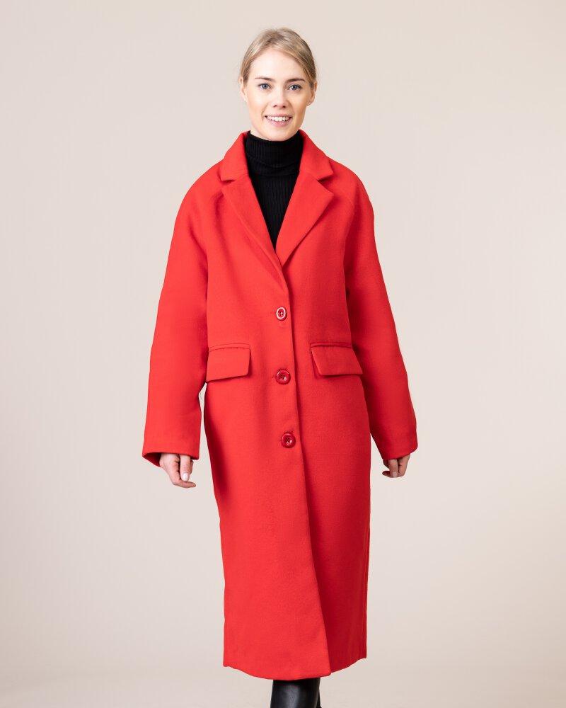 Płaszcz Na-Kd 1018-002294_Red Czerwony Na-Kd 1018-002294_RED czerwony - fot:1