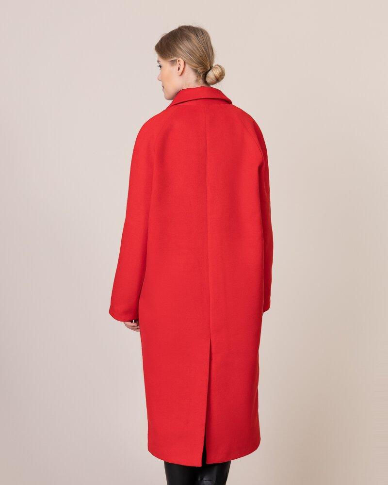Płaszcz Na-Kd 1018-002294_Red Czerwony Na-Kd 1018-002294_RED czerwony - fot:2