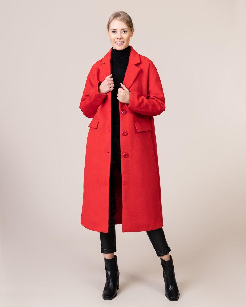 Płaszcz Na-Kd 1018-002294_Red Czerwony Na-Kd 1018-002294_RED czerwony - fot:5
