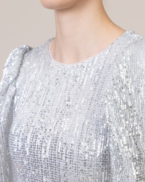 Sukienka Na-Kd 1017-000487_SILVER srebrny