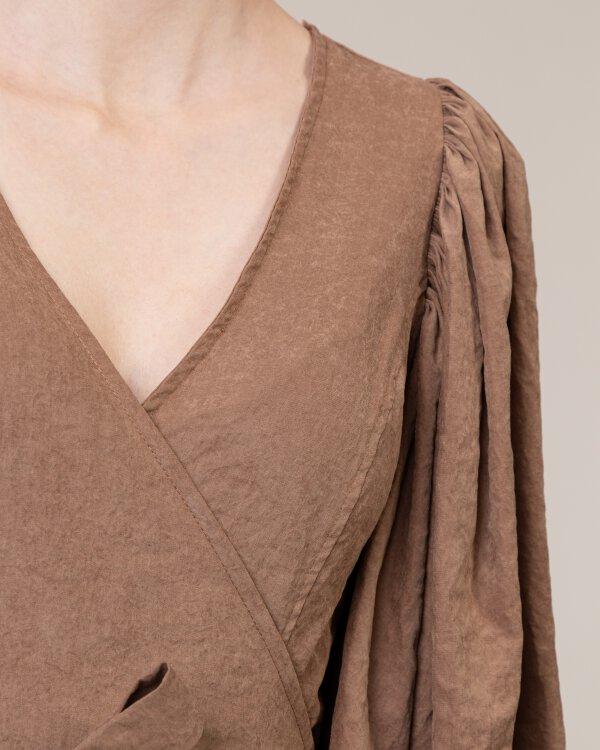 Sukienka Na-Kd 1018-002973_BROWN brązowy