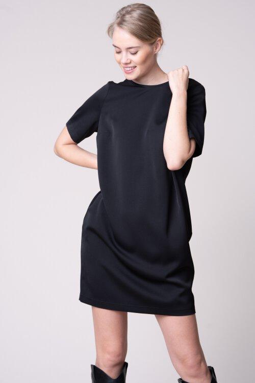 Sukienka Fraternity JZ19_W-DRE-0446_BLACK czarny