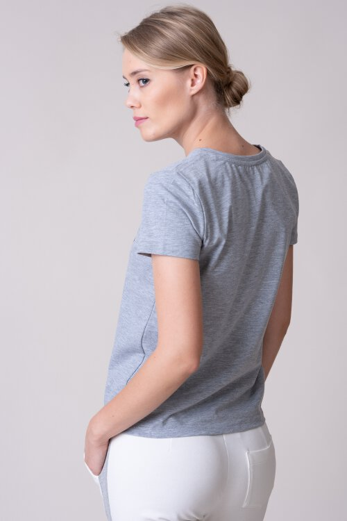 T-Shirt Mexx 735651_300001 szary