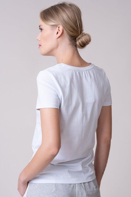 T-Shirt Mexx 735651_110600 biały