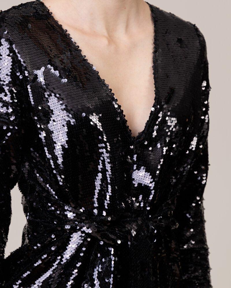 Sukienka Na-Kd 1017-000632_BLACK czarny - fot:2