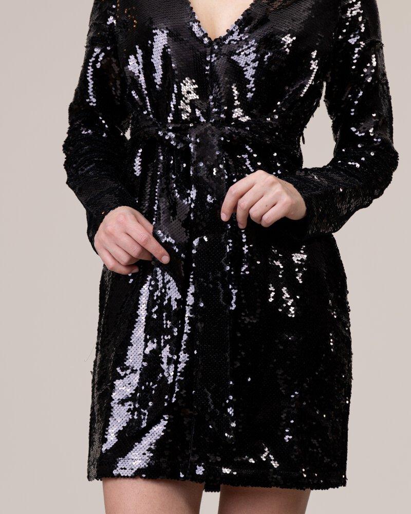 Sukienka Na-Kd 1017-000632_BLACK czarny - fot:4