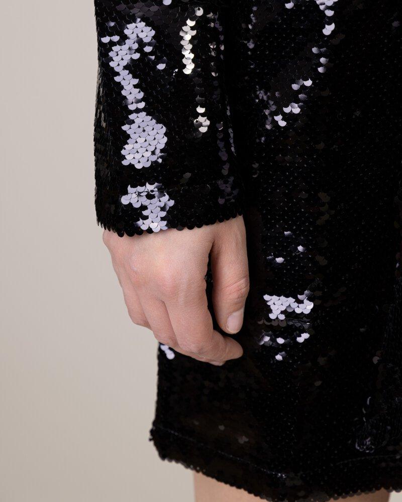 Sukienka Na-Kd 1017-000632_BLACK czarny - fot:5