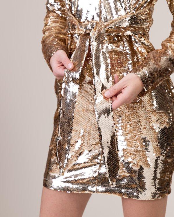 Sukienka Na-Kd 1017-000632_GOLD żółty