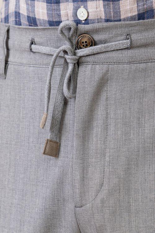 Spodnie Eleventy 979PA0303_PAN25023_13 jasnoszary