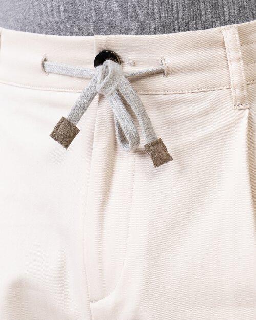 Spodnie Eleventy 979Pa0311_Pan27037_02 Beżowy Eleventy 979PA0311_PAN27037_02 beżowy