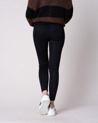 Spodnie Fraternity JZ19_W-TRO-0140_BLACK czarny- fot-2