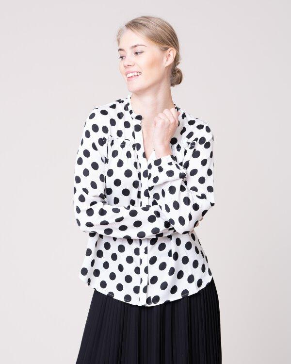 Bluzka Na-Kd 1014-000509_White/black Czarny Na-Kd 1014-000509_WHITE/BLACK czarny