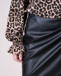 Spódnica Na-Kd 1633-000028_BLACK czarny- fot-4