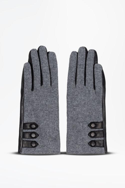 Rękawiczki Napo Gloves NAPOFELT_CZARNY/SZARY czarny