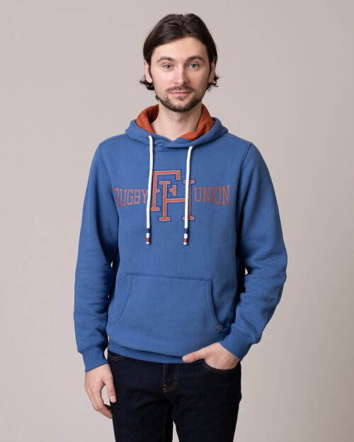 Koszula Fynch-Hatton 12193603_633 niebieski