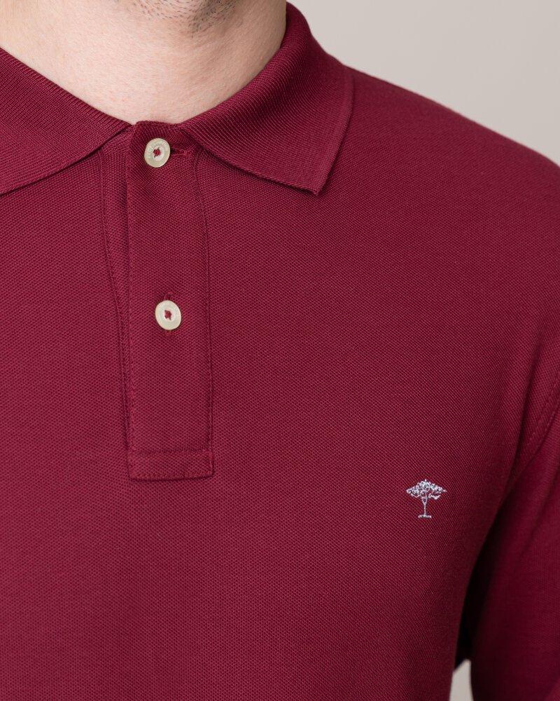Polo Fynch-Hatton 12191701_355 bordowy - fot:2