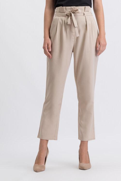Spodnie Na-Kd 1100-001884_BEIGE beżowy