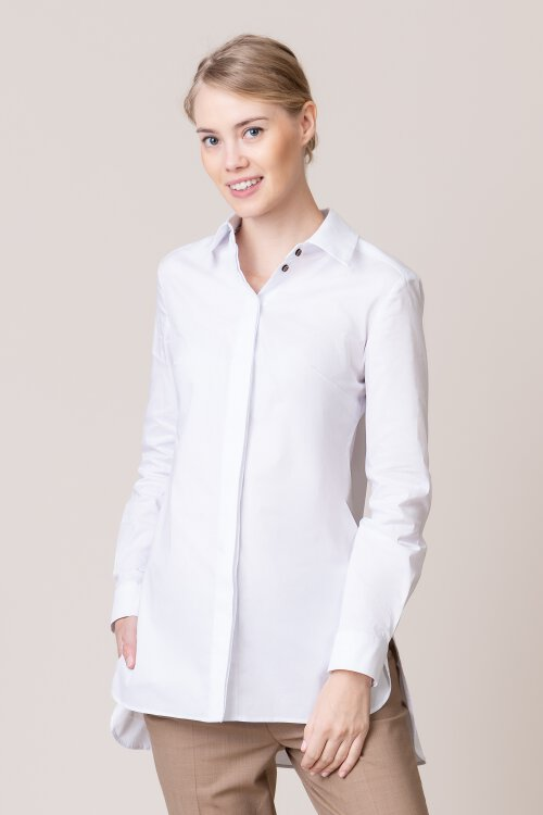 Bluzka Patrizia Aryton 05340-60_10 biały