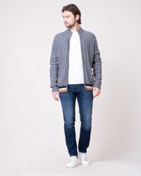 Sweter Fynch-Hatton 1219423_1922 szary- fot-3