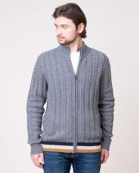 Sweter Fynch-Hatton 1219423_1922 szary- fot-0