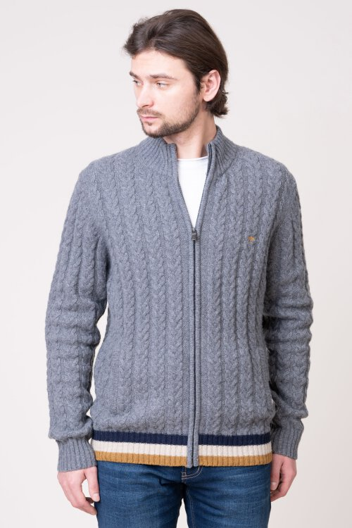 Sweter Fynch-Hatton 1219423_1922 szary