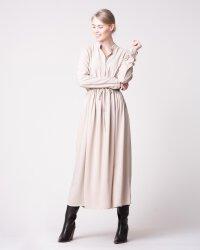 Sukienka Na-Kd 1018-004479_BEIGE beżowy- fot-1