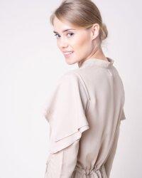 Sukienka Na-Kd 1018-004479_BEIGE beżowy- fot-4