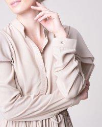 Sukienka Na-Kd 1018-004479_BEIGE beżowy- fot-2