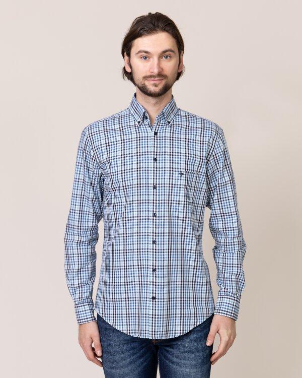 Koszula Fynch-Hatton 12195030_5032 niebieski
