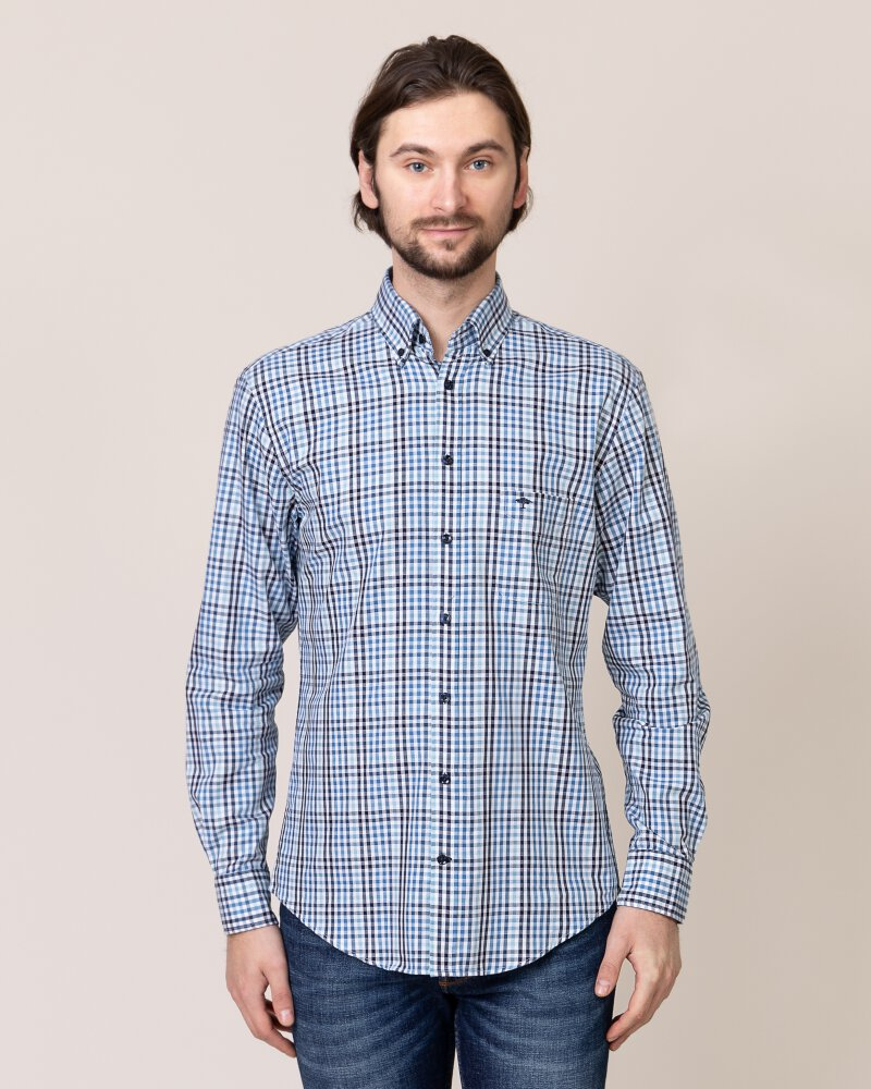 Koszula Fynch-Hatton 12195030_5032 niebieski - fot:1