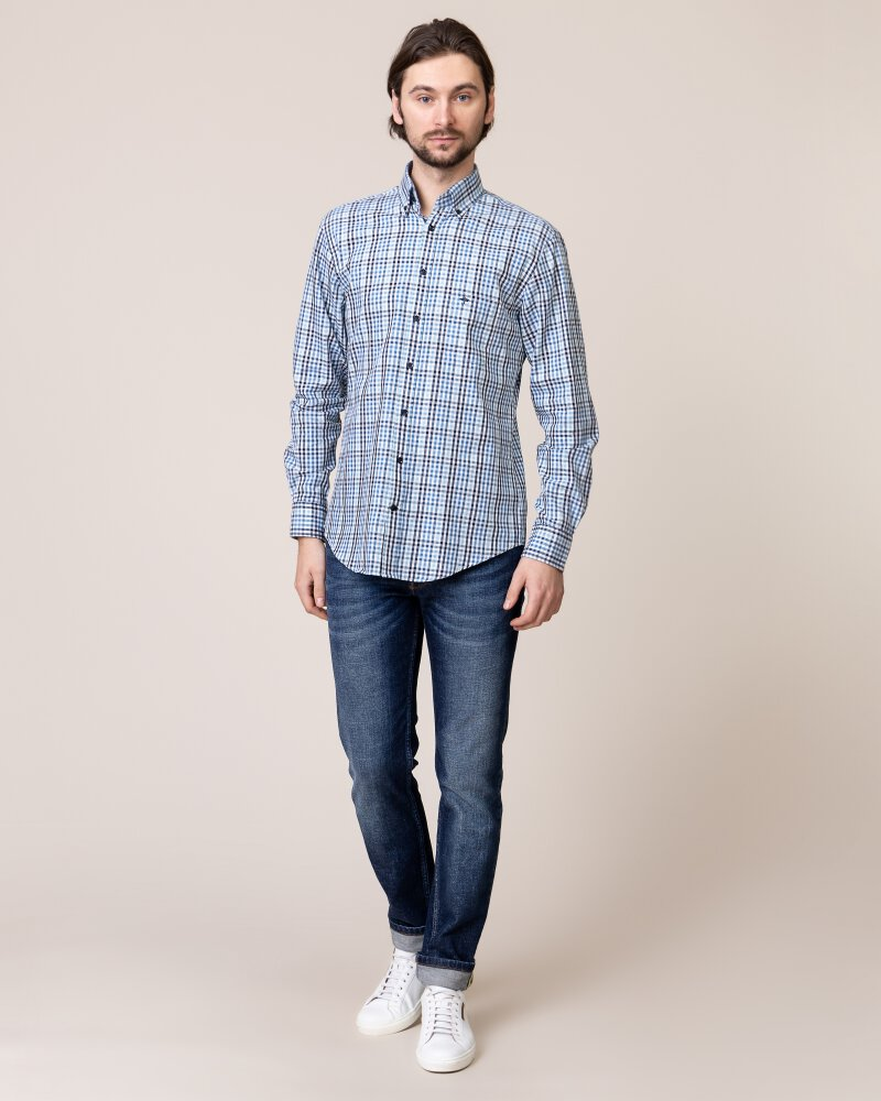 Koszula Fynch-Hatton 12195030_5032 niebieski - fot:8
