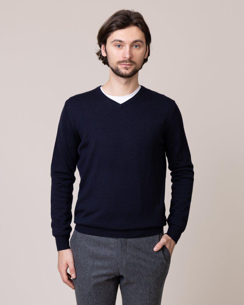 Sweter Fynch-Hatton 1219851_645 granatowy - fot:1