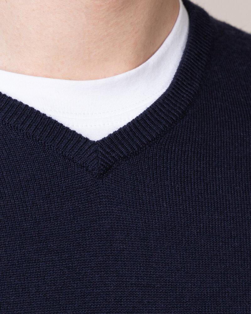 Sweter Fynch-Hatton 1219851_645 granatowy - fot:2