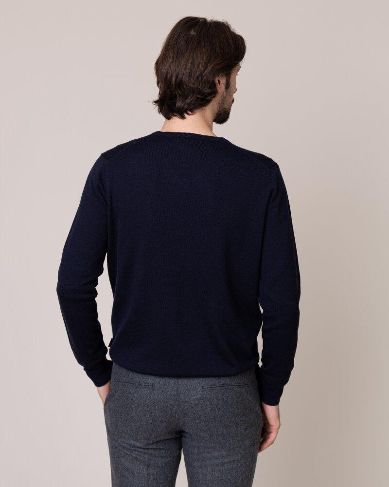Sweter Fynch-Hatton 1219851_645 granatowy - fot:3