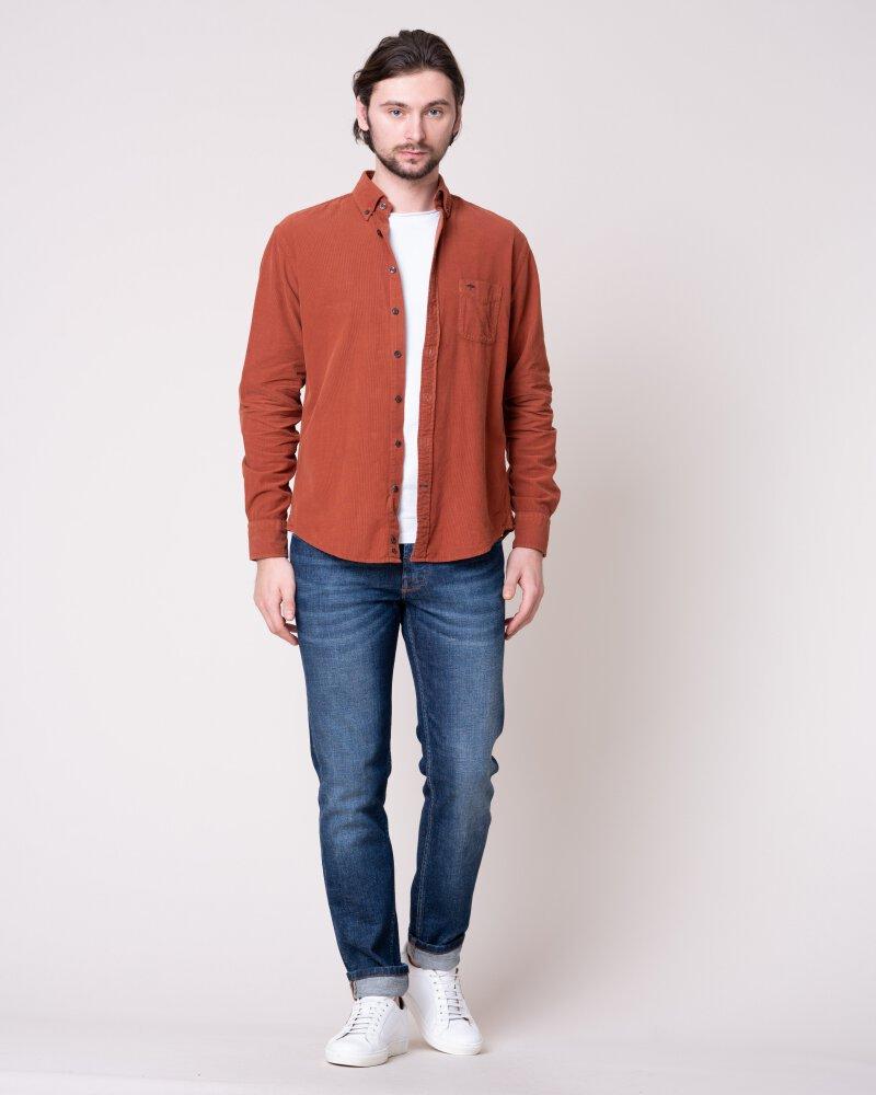 Koszula Fynch-Hatton 12196180_6182 pomarańczowy - fot:4