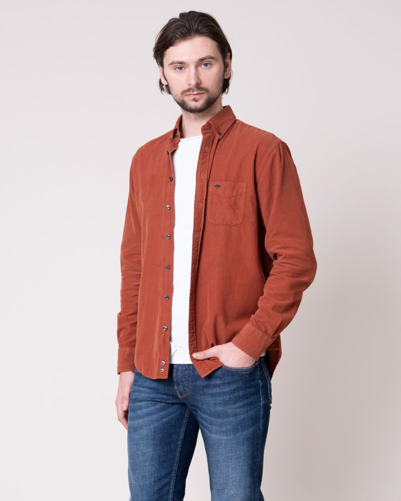 Koszula Fynch-Hatton 12196180_6182 pomarańczowy - fot:1
