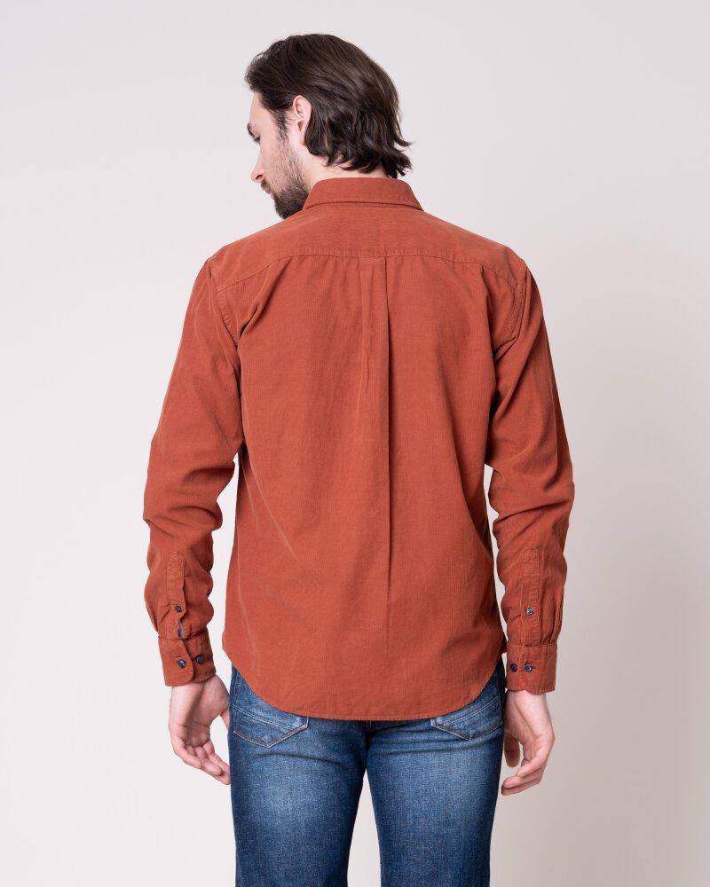 Koszula Fynch-Hatton 12196180_6182 pomarańczowy - fot:3