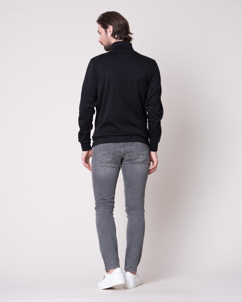 T-Shirt Fynch-Hatton 12191703_999 Czarny Fynch-Hatton 12191703_999 czarny - fot:2