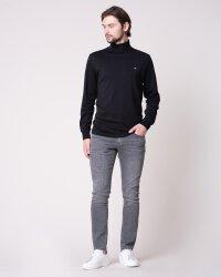 T-Shirt Fynch-Hatton 12191703_999 czarny- fot-2
