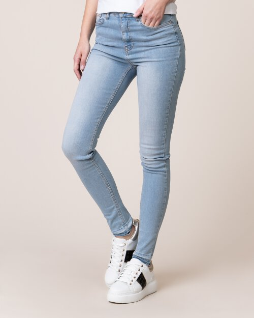 Spodnie Na-Kd 1100-001960_LIGHT BLUE niebieski