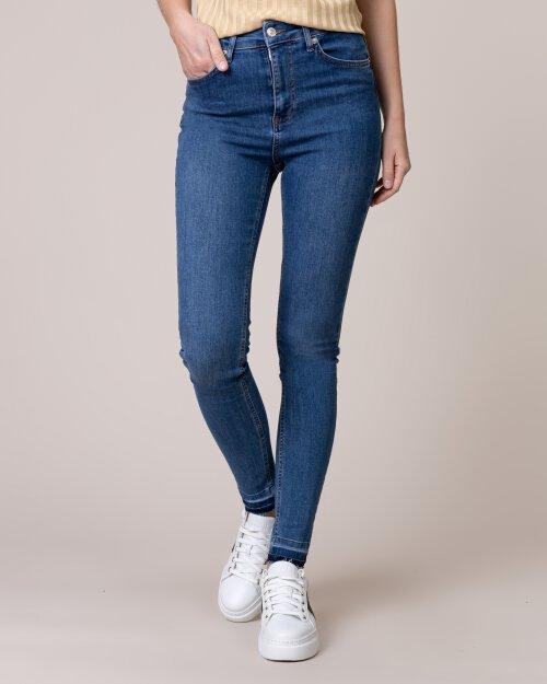 Spodnie Na-Kd 1100-001960_MID BLUE niebieski
