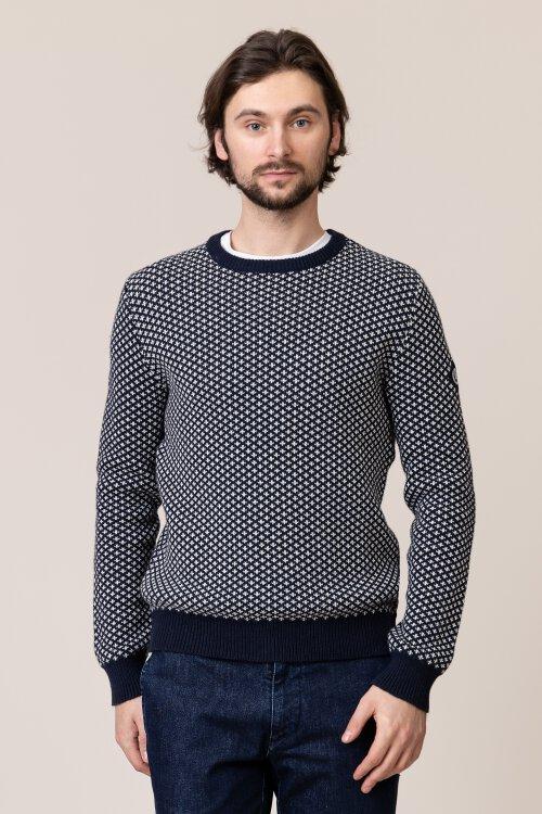 Sweter Henri Lloyd A192153012_860 granatowy
