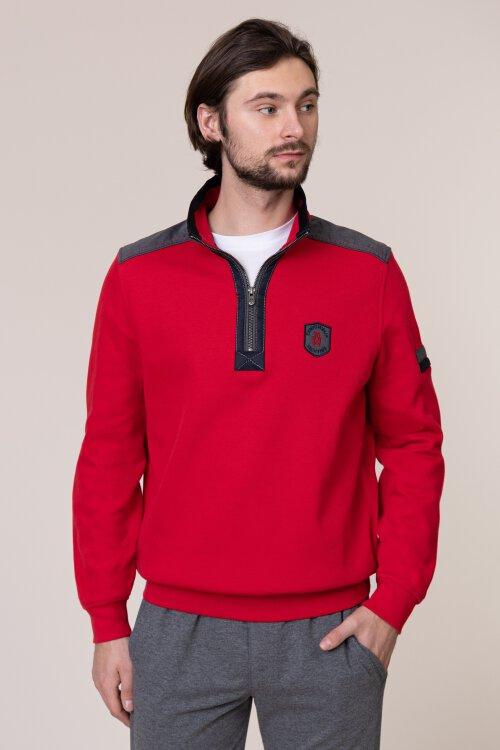 Bluza Campione 2917024_111110_60100 czerwony