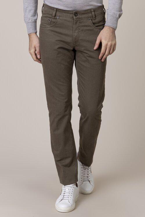 Spodnie Atelier Gardeur BILL-3 440461_12 brązowy