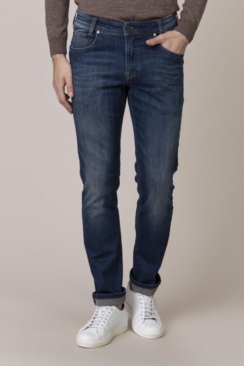 Spodnie Atelier Gardeur BILL-8 470391_169 niebieski