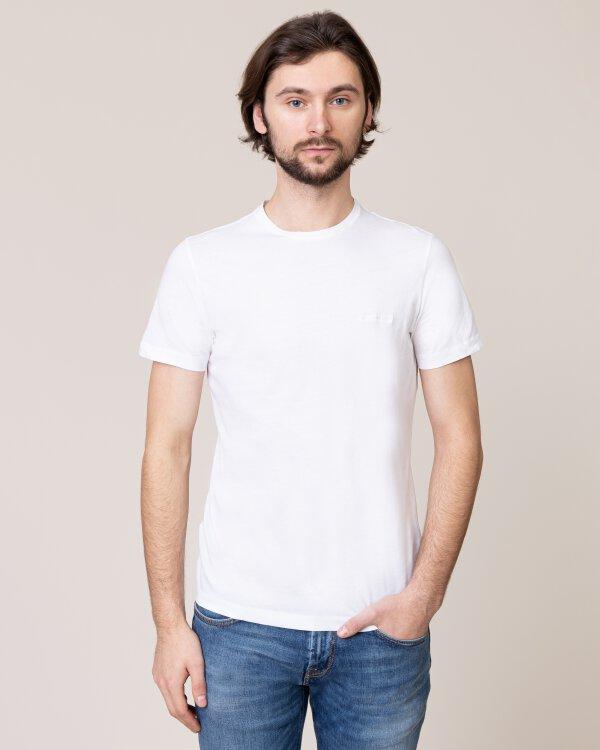 T-Shirt Baldessarini 05166_47264_100 biały